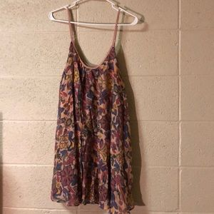 urban outfitters flowy dress